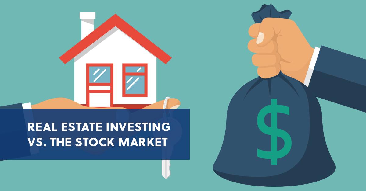 Stock Market VS Real Estate Investment